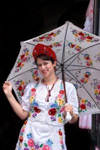 Hungarian Folk Embroidery (Magyar Népi Hímzések)
